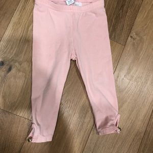 Janie and Jack Bottoms - Janie and Jack light pink pants